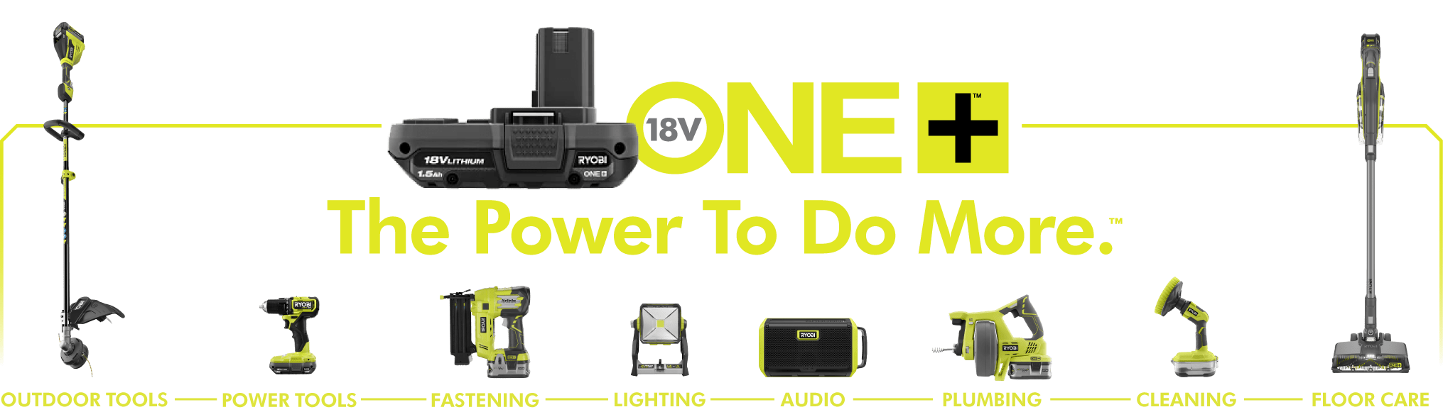 ONE+: The Power To Do More.